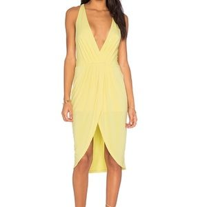 Dresses & Skirts - Bobi Black Yellow Dress